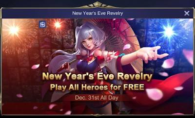 Mendapatkan Semua Hero Mobile Legends Secara Gratis, Begini Caranya!