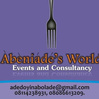Eat and get trained in Àbèníadé's world