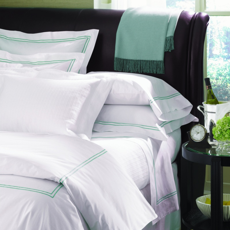 Great Price points are very parable to many of the hotel bedding collections out there so why settle when you can sleep on Sferra us luxury Italian linens