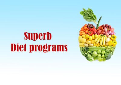 Superb Diet programs