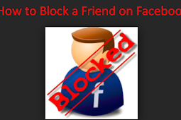 Blocked People On Facebook 2019
