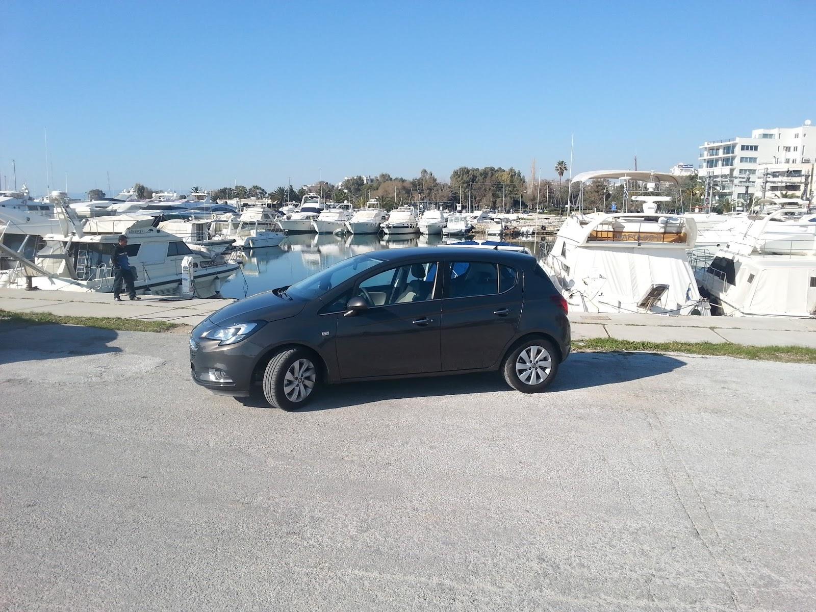 F2 Δοκιμάζουμε το Opel Corsa 1,3 diesel