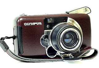 5 Film Cameras To Get Started With: Olympus LT Zoom 105