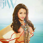 Trisha Latest Photoshoot For JFW