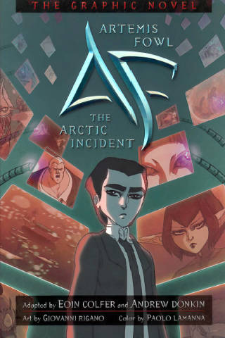 Artemis Fowl - The Arctic Incident: The Graphic Novel PDF