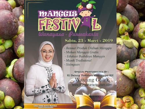 Festival Manggis Wanayas Purwakarta 2019
