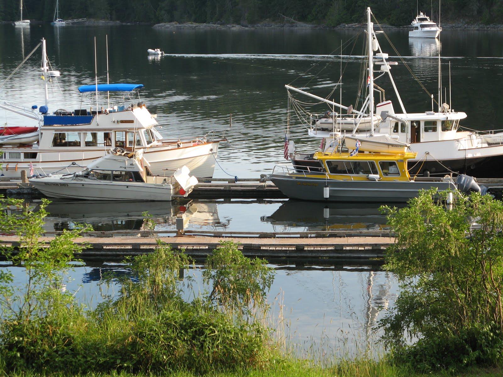 campbell bay ship