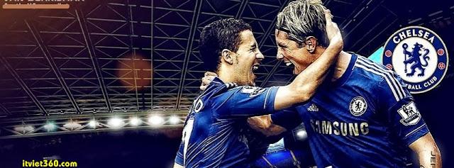 Ảnh bìa Facebook bóng đá - Cover FB Football timeline, Chealsea FB, fernando torres