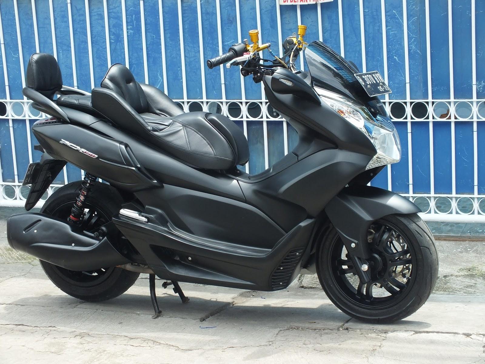Koleksi Modifikasi Honda Vario Jadi Pcx Lampak Modifikasi