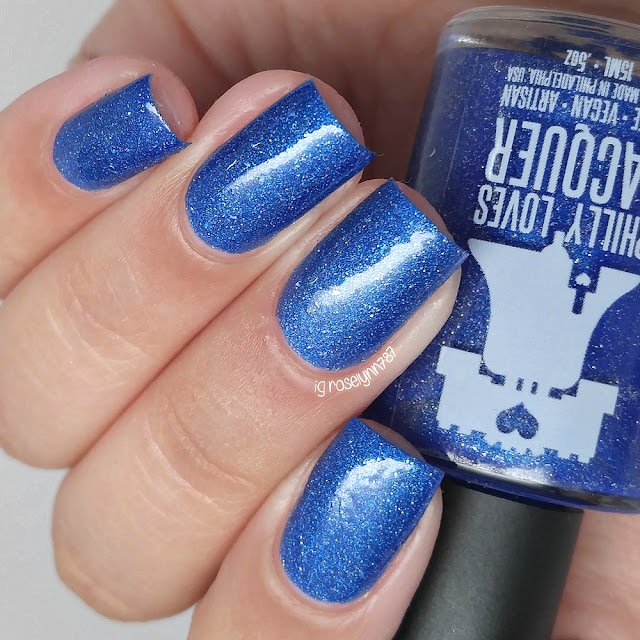 Philly Loves Lacquer - Shalom Aleichem