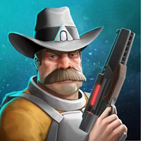 Space Marshals Unlimited Bullet MOD APK