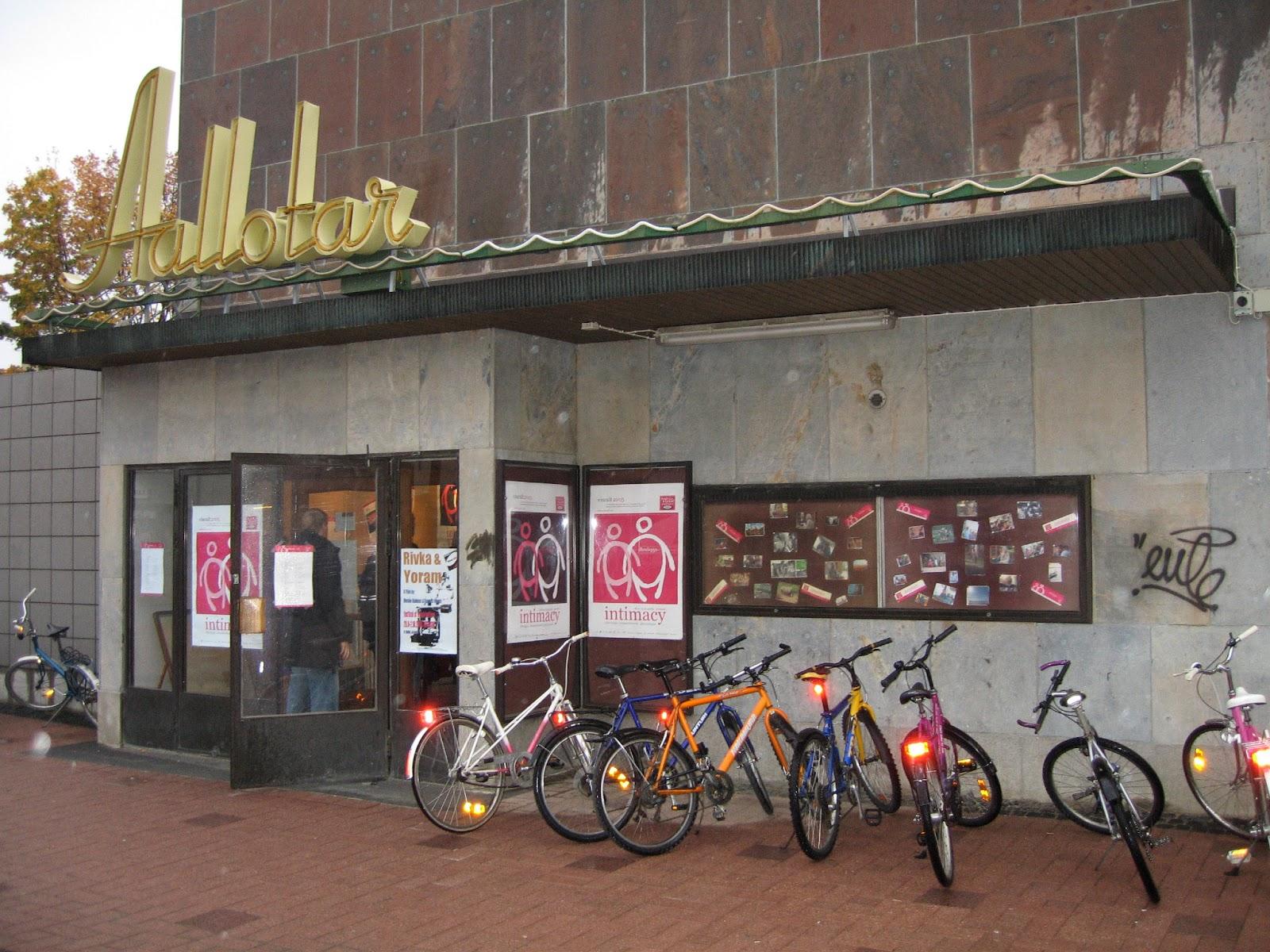 Joensuu Elokuvateatteri