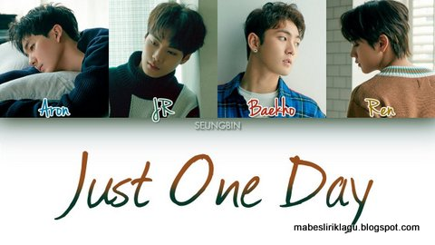 NU'EST Just One Day