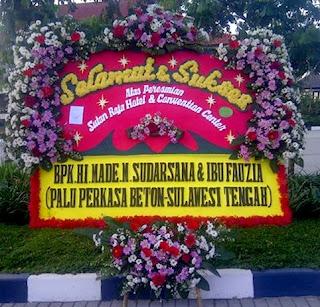 Penjual Karangan Bunga Papan Di Bandung