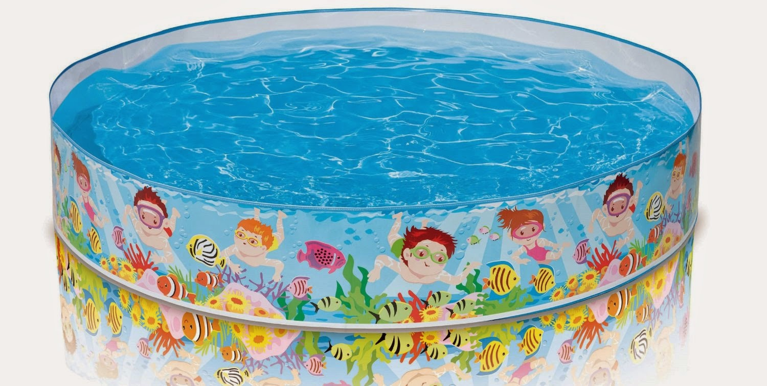 Kids pools hard plastic pools for kids for Children s garden pools
