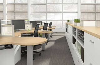 Global Zira Series Office Furniture