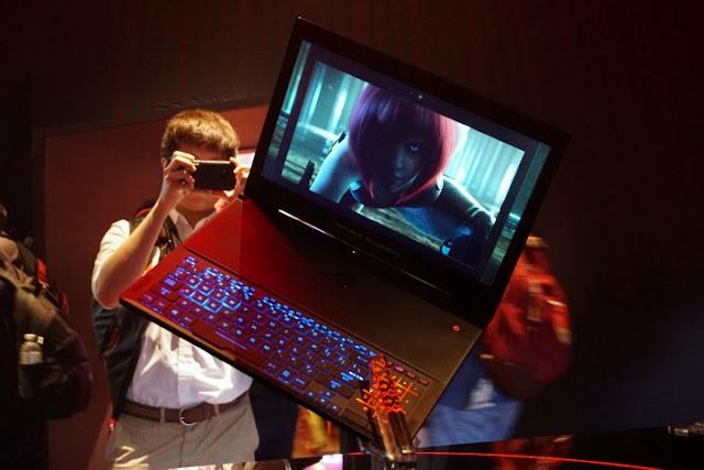 ASUS ROG Zephyrus - Laptop Tips dengan Performa Memukau