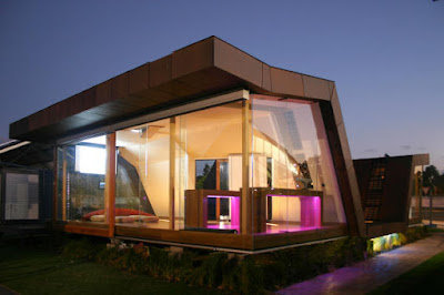 แบบบ้านในอนาคต