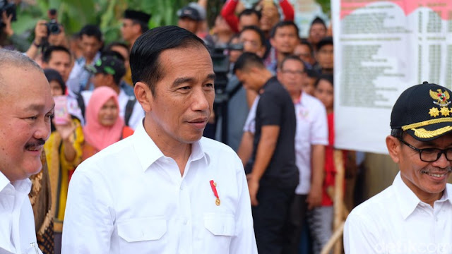 Satu Nama Cawapres Keluar dari Saku Jokowi