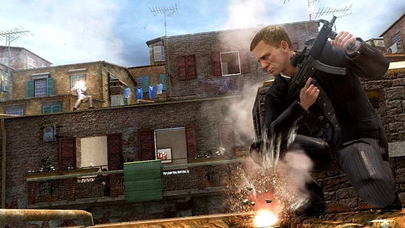 James Bond 007 Quantum of Solace PC Full Version Screenshot 2