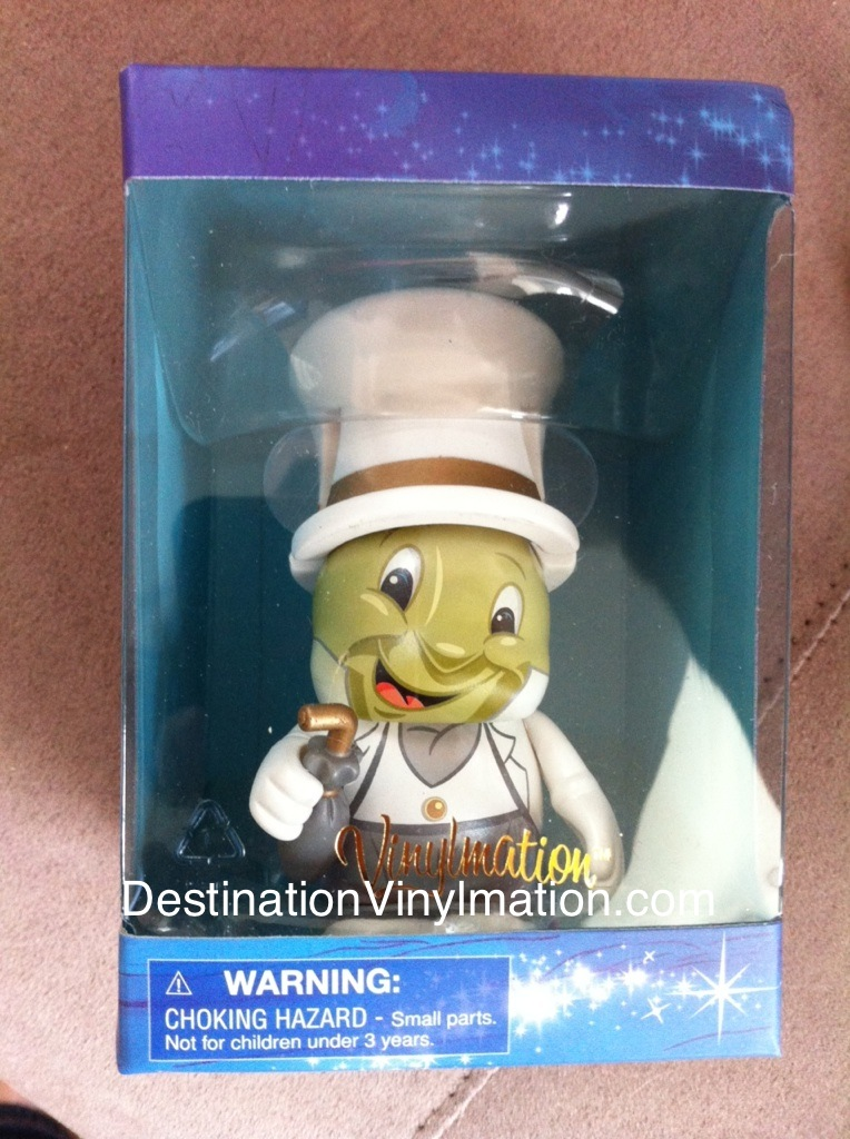 Jiminy 25th Anniversary Vinylmation