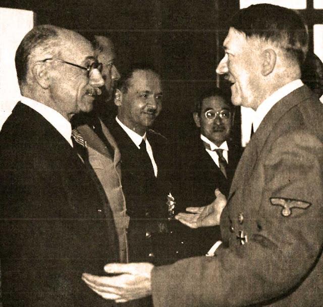 3 April 1941 worldwartwo.filminspector.com Hitler Count Teleki