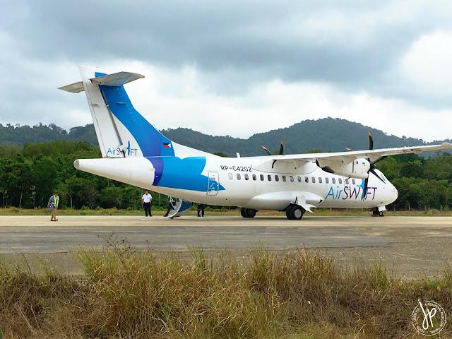AirSWIFT plane