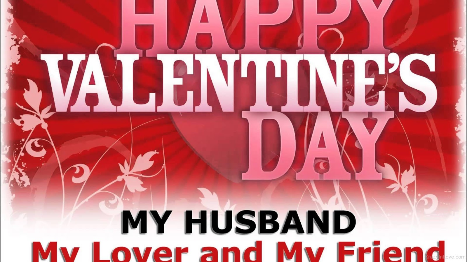 happy valentines day hubby 2018 messages wishes quotes images