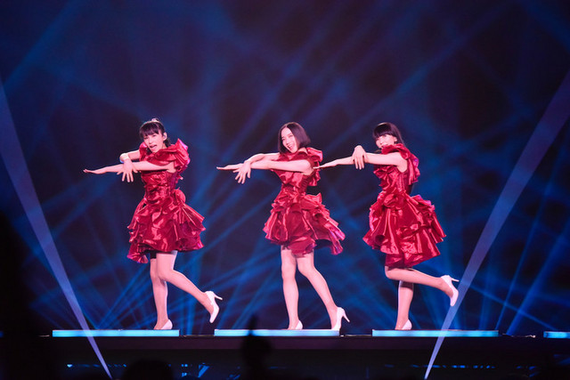 Japanese Pop Group Perfume Has Been Added into the Mix for The Coachella!