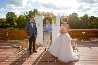 свадьба в усадьбе Валуево