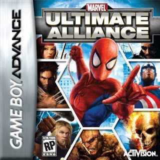 Rom de Marvel Ultimate Alliance - GBA em Português PT-BR - Download