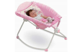 Tiny's World Newborn Rock N Play Sleeper For Rs 3999 (Mrp 14000) at Flipkart deal by rainingdeal.in