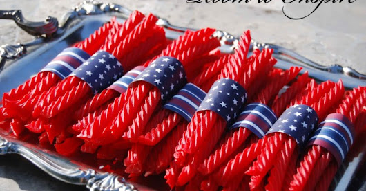 USA Inspired Party Pleasers