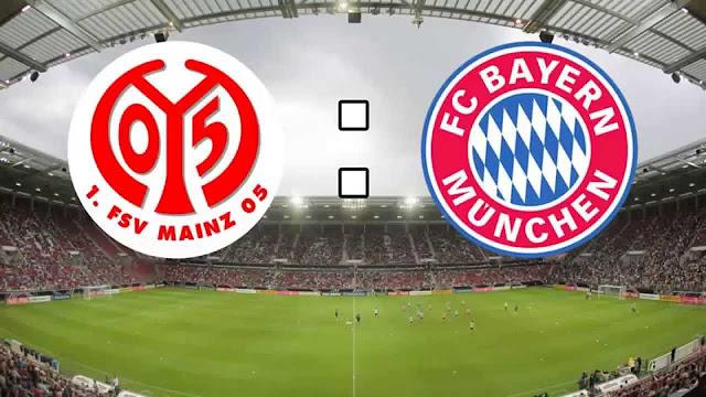 Mainz 05 vs Bayern Munich Full Match & Highlights 3 February 2018