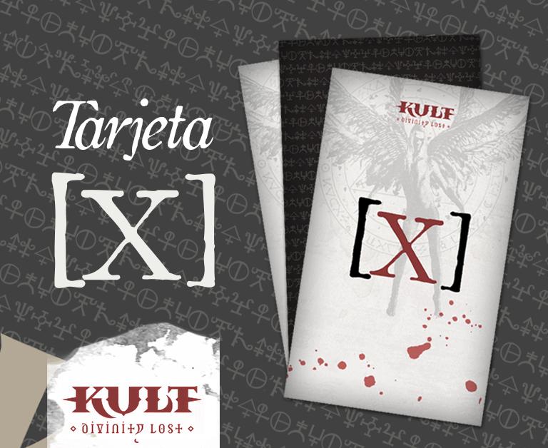 Ayudas Kult en Español #02 | Tarjeta X