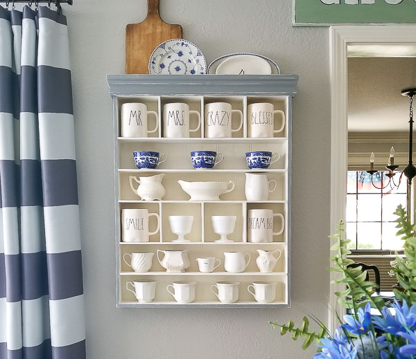display ironstone
