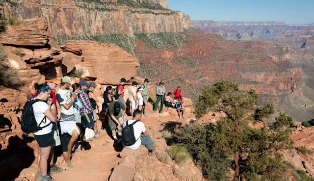 Junior Ranger Program no Grand Canyon