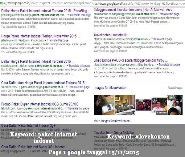 Indosat #lovekonten