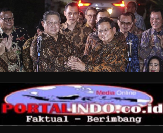 Partai Garindra Prabowo Subianto: Koalisi Pilpres 2019 Sudah Kami Bentuk.