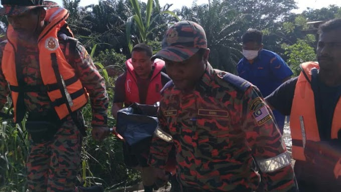 Lim Kit Siang Ditemui Mati Di Sungai Bidor
