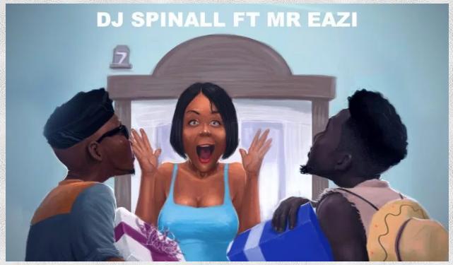 MP3: DJ Spinall Ft. Mr Eazi – Ohema