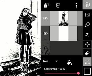 Cara Membuat Foto Menjadi Anime