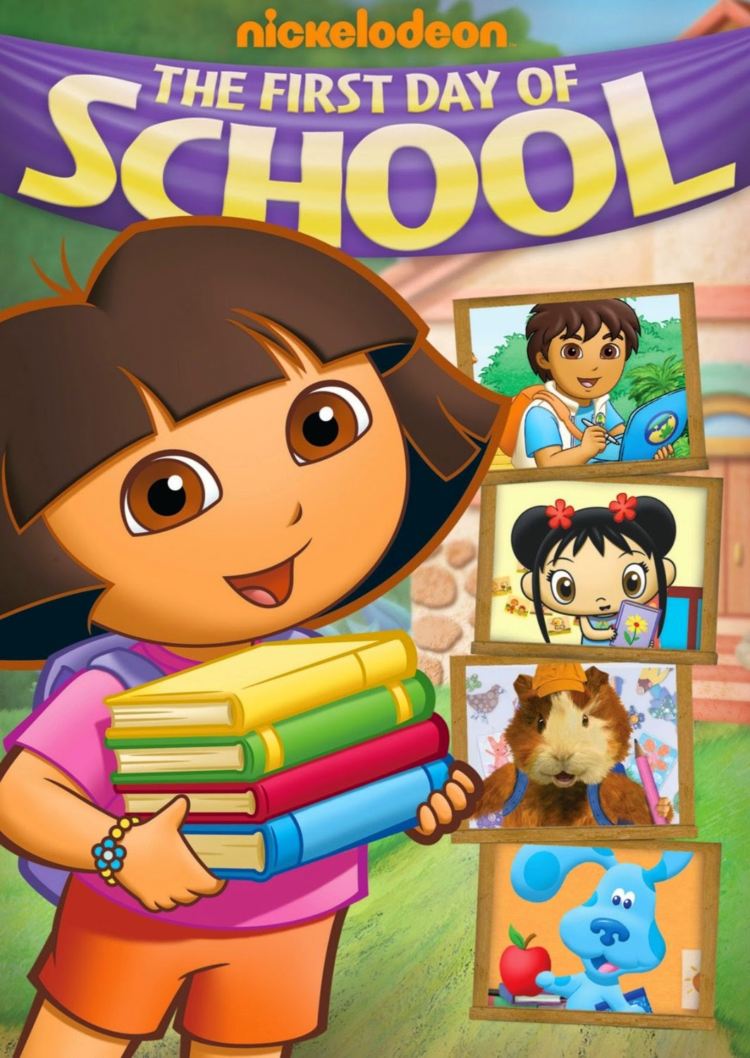 Nickelodeon Back To School Dvd Roundup