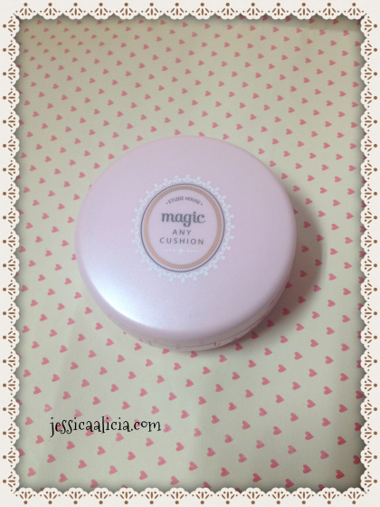 Review : Etude House Magic Any Cushion #Magic Pink by Jessica Alicia