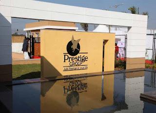 Prestige kew Gardens Master Plan