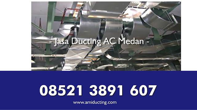 Jasa Pemasangan Ducting AC di Medan