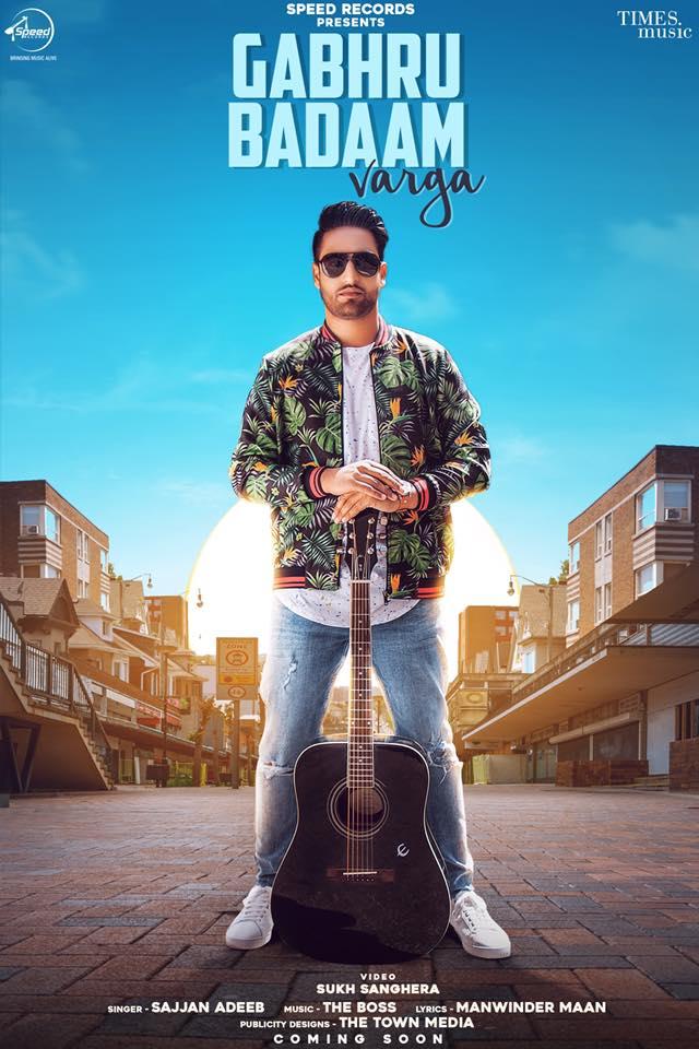 Gabru Badam Varga    Sajjan Adeeb  new song