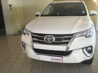 GumTree OLX Used cars for sale in Cape Town Cars & Bakkies in Cape Town - 2016 Toyota Fortuner 2.8 Automatic 4x2