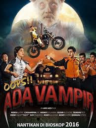 Download Film Indonesia Oops Ada Vampir (2016) WEB DL