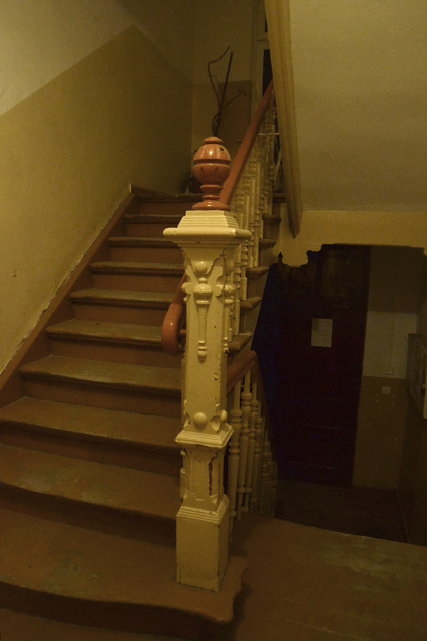 Klatki schodowe w kamienicach Sopocie, renowacja, remont.